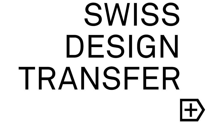 Swiss Design Transfer Logo Vector
