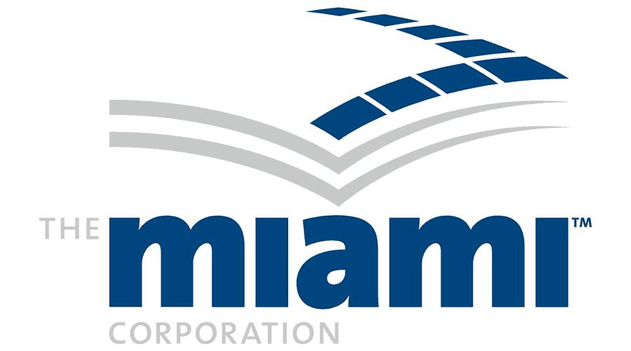 The Miami Corporation Logo Vector