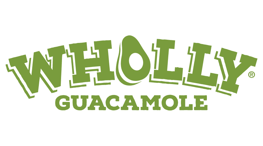 Wholly Guacamole Logo Vector