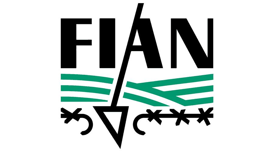 FIAN Deutschland Logo Vector