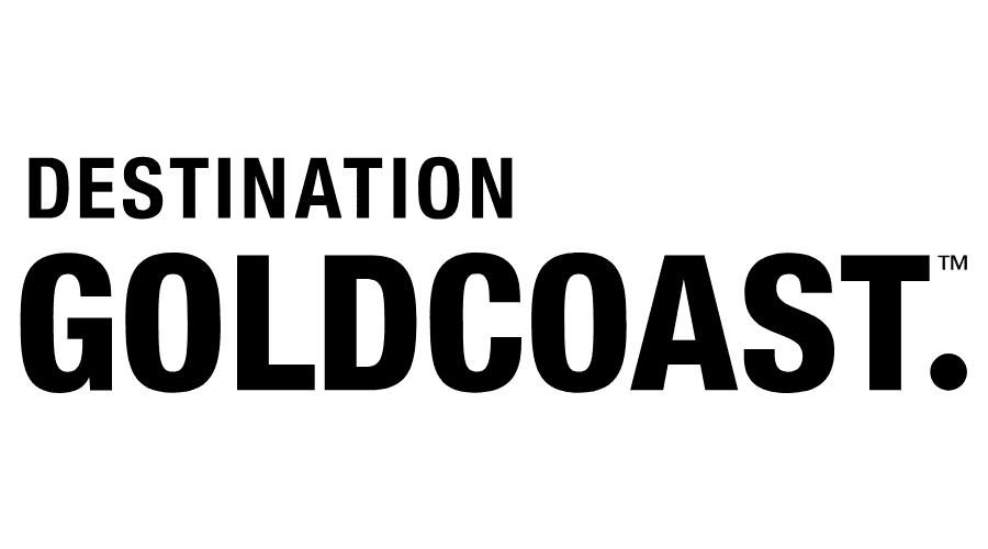Destination Gold Coast Logo Vector