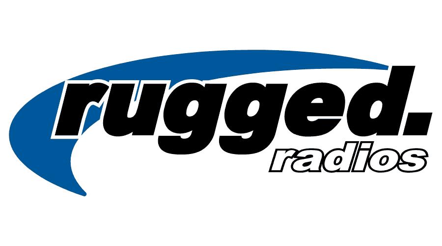 Rugged Radios Logo Vector