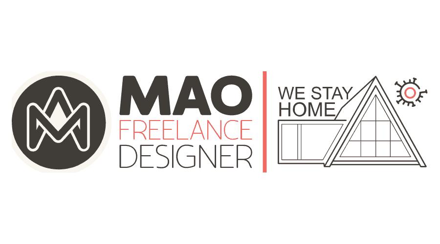 MAO Design Studio Logo Vector