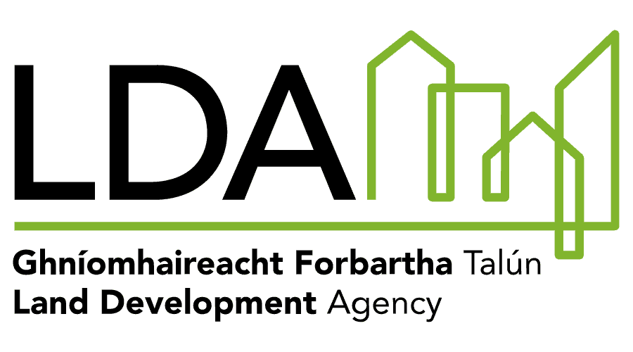Land Development Agency (LDA) Logo Vector