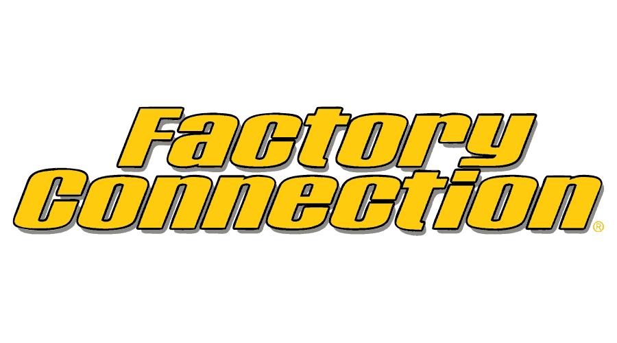Factory Connection Logo Vector