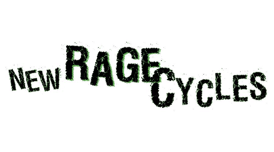 New Rage Cycles Logo Vector