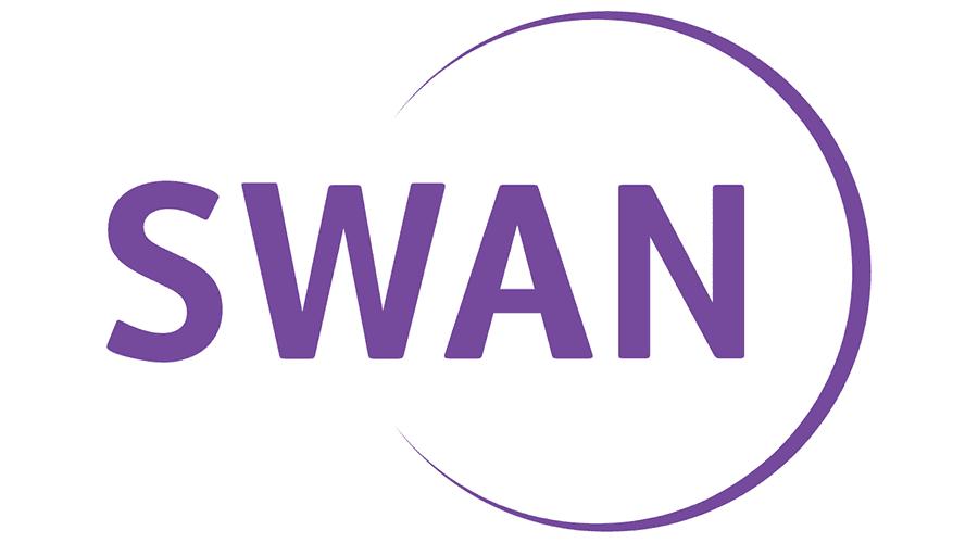 SWAN, a.s. Logo Vector