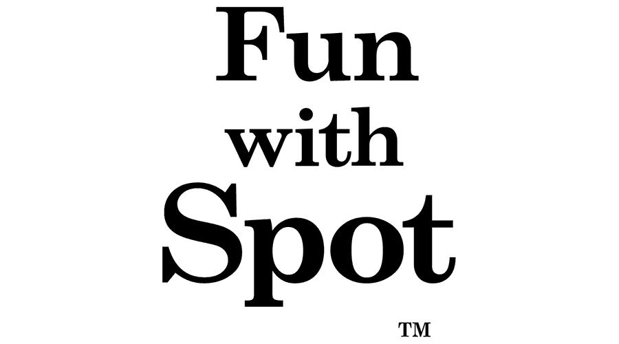 Fun With Spot Logo Vector