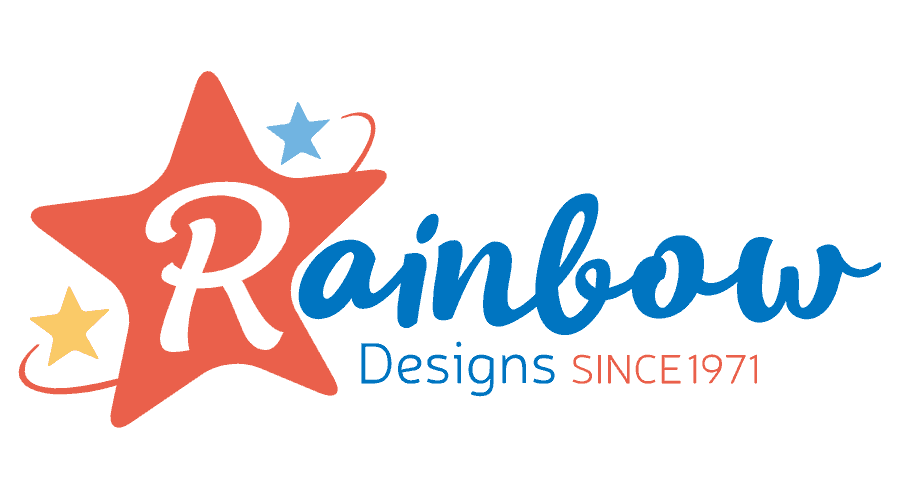 Rainbow Designs Ltd Logo Vector