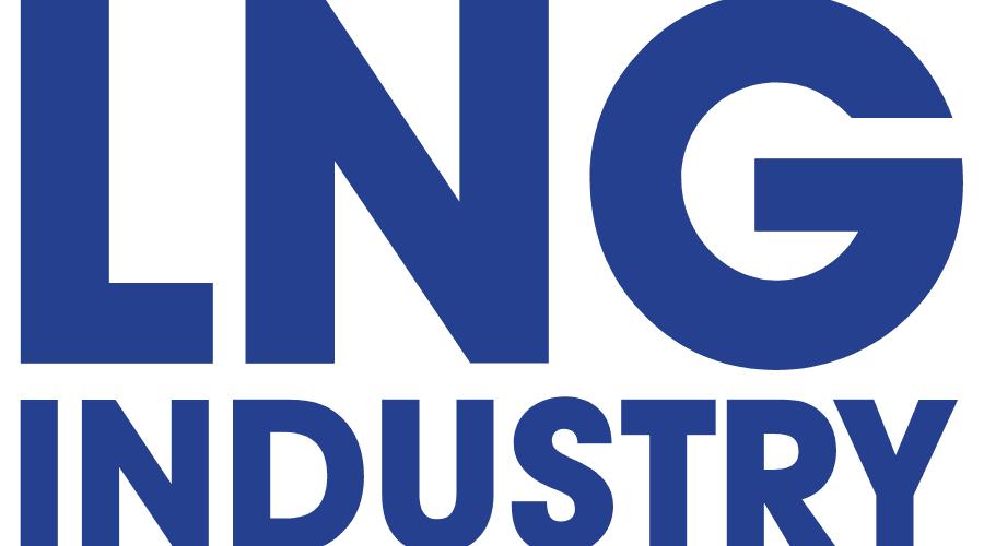 LNG Industry Logo Vector