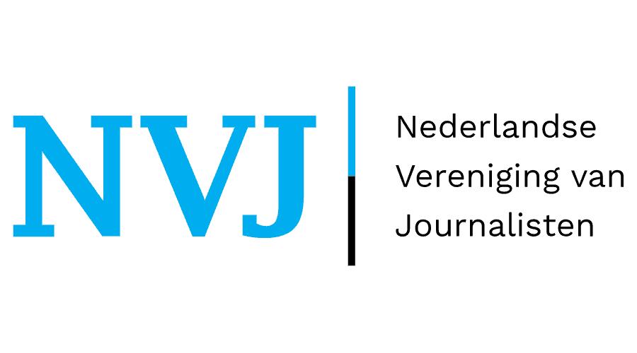 NVJ – Nederlandse Vereniging van Journalisten Logo Vector