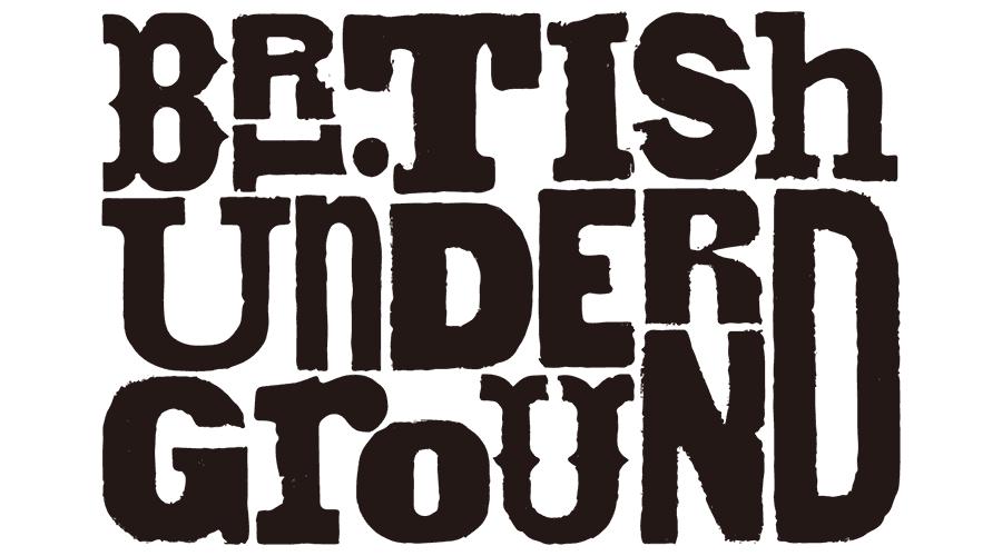 British Underground Logo Vector