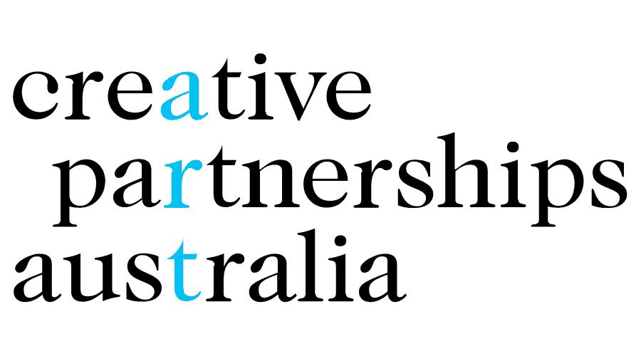 Creative Partnerships Australia Logo Vector
