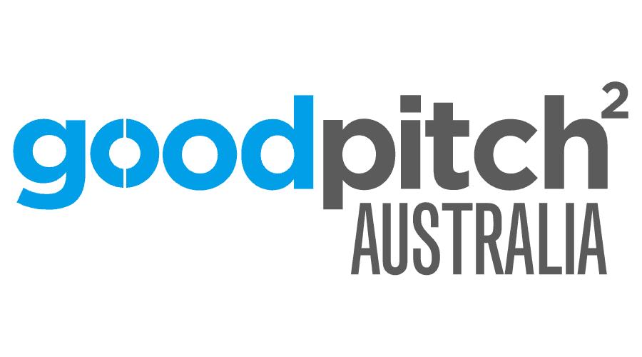 Good Pitch 2 Australia Logo Vector