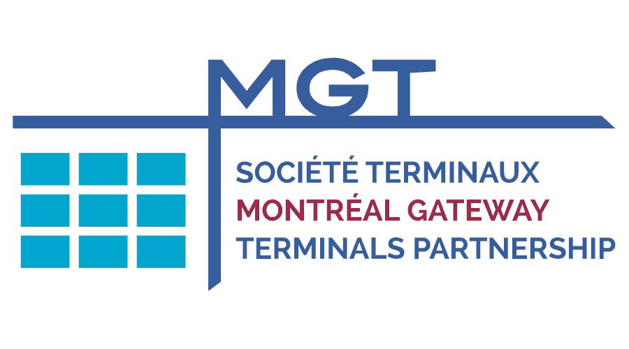 Montréal Gateway Terminals Partnership (MGTP) Logo Vector