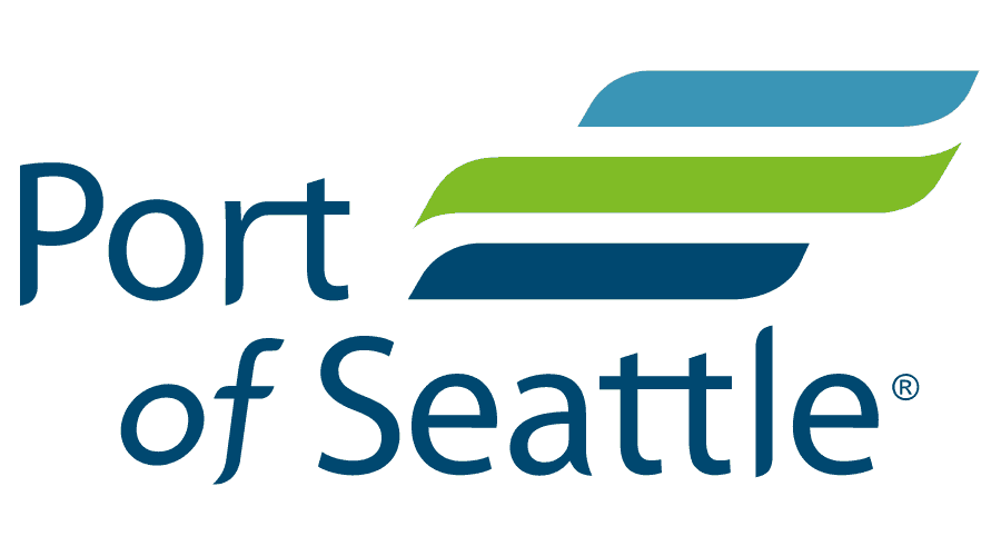 Port of Seattle Logo Vector