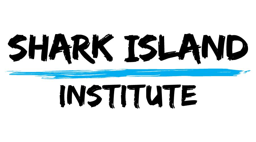 Shark Island Institute Logo Vector