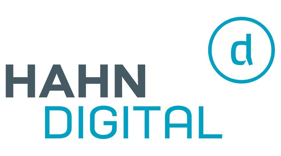 HAHN Digital Logo Vector