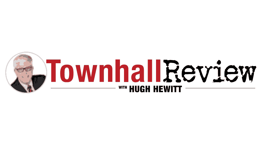 Townhall Review Logo Vector