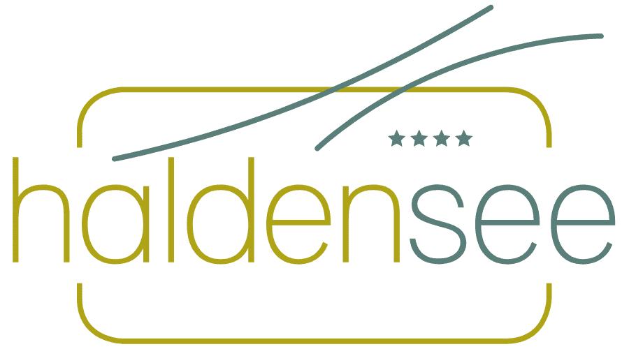 Haldensee Hotel Logo Vector