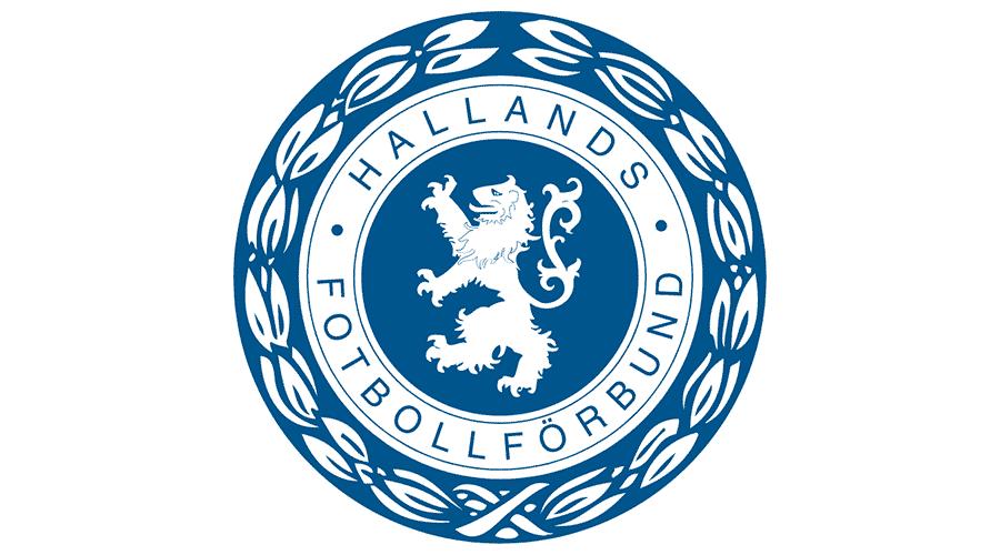 Hallands Fotbollförbund Logo Vector