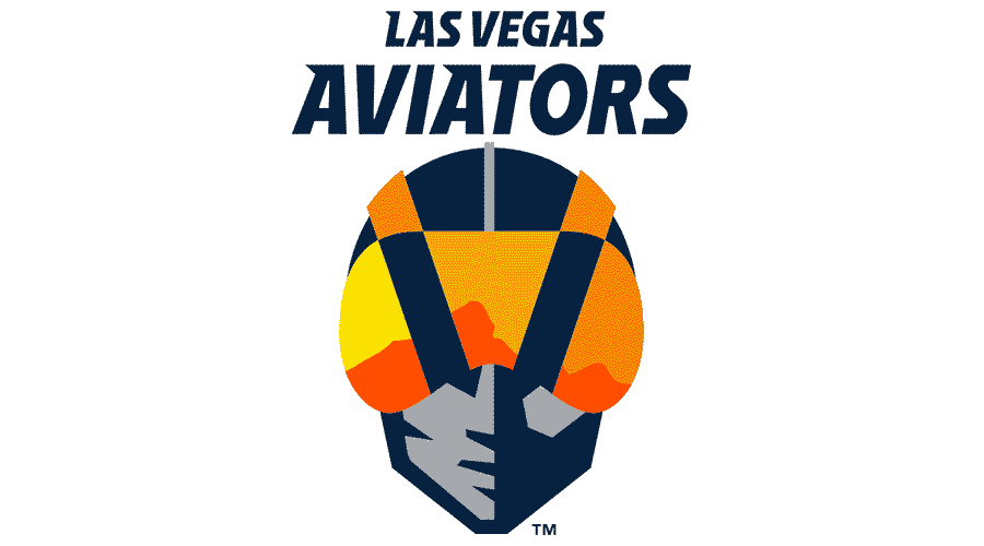 Las Vegas Aviators Logo Vector