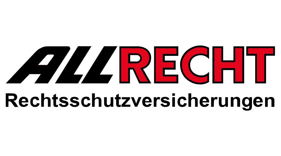 ALLRECHT Rechtsschutzversicherungen Logo Vector