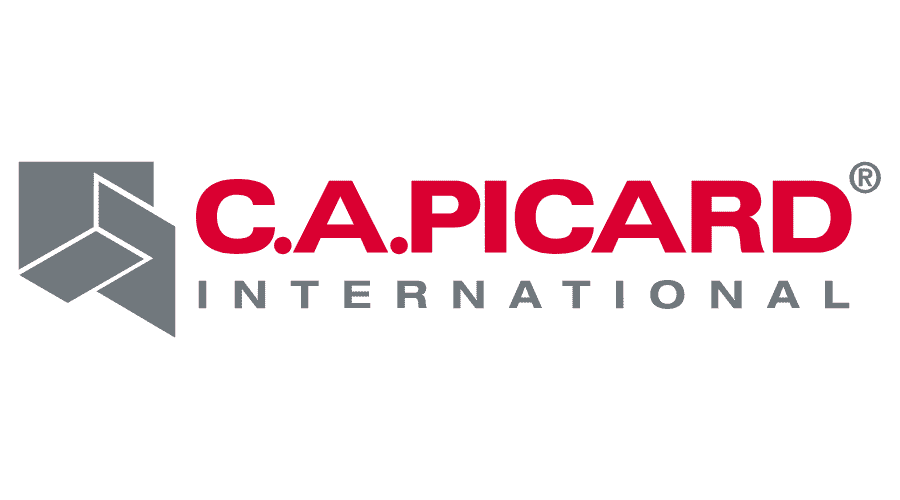 C.A.Picard International Logo Vector