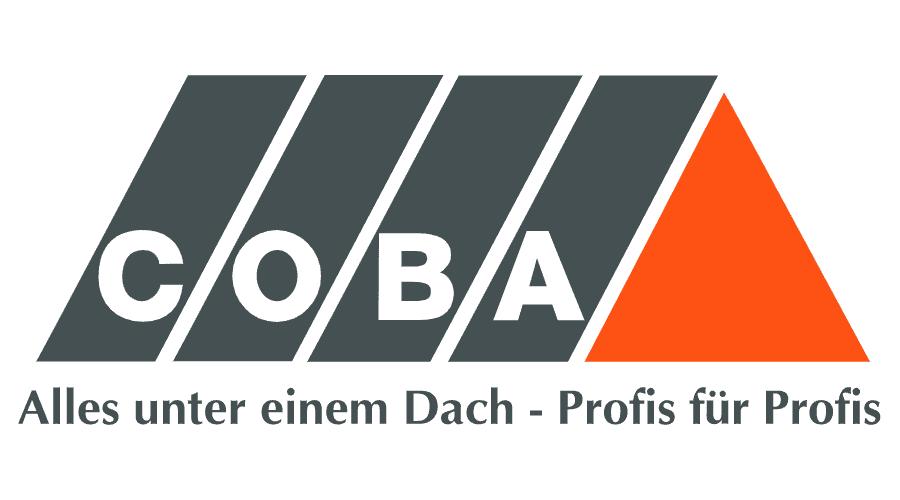COBA-Baustoffgesellschaft für Dach + Wand GmbH & Co. KG Logo Vector