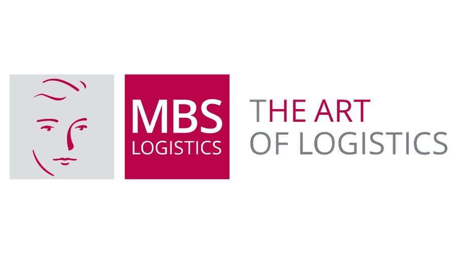 MBS Logistics Logo Vector