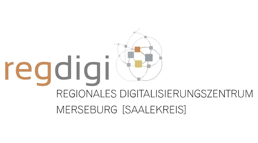 RegDigi – Regionales Digitalisierungszentrum Sachsen-Anhalt Süd Logo Vector