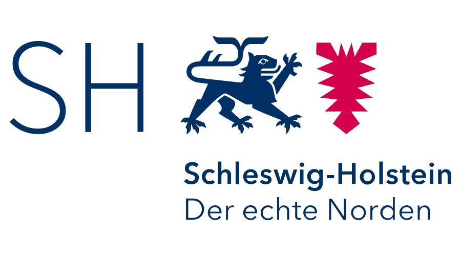 Schleswig-Holstein Der echte Norden Logo Vector
